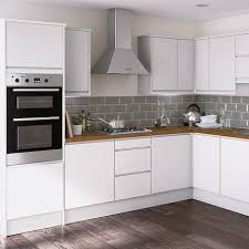 homebase kitchen furniture kitchen compare com homebase essential kensal high gloss