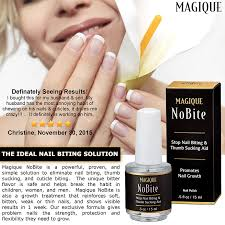 amazon com stop nail biting stop thumb treatment for