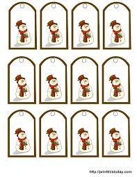 25 unique free printable christmas tags ideas on pinterest
