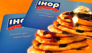 ihop gift cards winner of the 50 ihop gift card giveaway