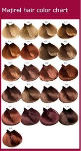 mahogany hair color chart the 25 best red hair dye loreal ideas on pinterest loreal