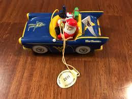 danbury mint wvu santa car ornament 2011 mercari buy sell