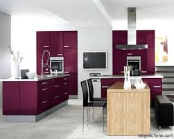 Purple Kitchens Design Ideas Pictures Of Purple Kitchens Purple Kitchen Ideas For Unique And