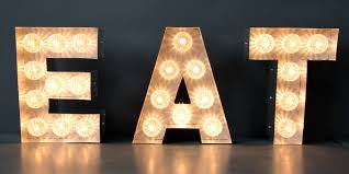 large light up letters illuminated signs light up letters large marquee letters marquee