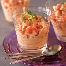 cuisine de a à z verrines recette verrines de crevettes