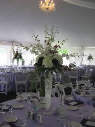 orchids in vases centerpieces submerged unique wedding