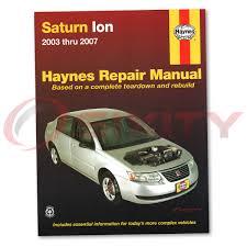 saturn ion repair manual on saturn images tractor service and