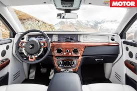 rolls royce inside 2016 2018 rolls royce phantom review motor