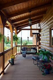 Covered Patio Decorating Ideas by The Wooden House Covered Porch U2013 Decorating Ideas And Design Tips
