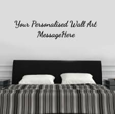 Personalised Wall Art Custom Wall Stickers YourDesign - Design your own wall art stickers