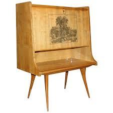 Bar Cabinet Modern Mid Century Modern Italian Bar Cabinet For Sale At 1stdibs