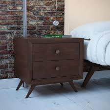 amazon com modway tracy nightstand cappuccino kitchen u0026 dining
