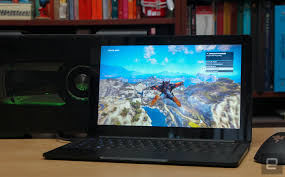 razer u0027s blade stealth and u0027core u0027 add up to the gaming laptop i