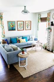 Blue Sofa In Living Room Living Room Design Living Room Blue Cozy Rooms Decorating Ideas