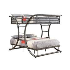 Bed Full Grey Bunk U0026 Loft Beds You U0027ll Love Wayfair