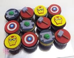 avengers and transformers cupcakes happy cake studio