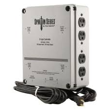 titan controls spartan series 8 light controller 240 volt for