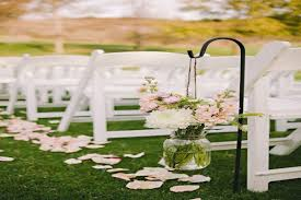 wedding aisle decor best 25 outdoor wedding aisle decor ideas on wedding
