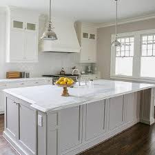 light grey kitchen cabinets with white countertops grey kitchen cabinets white countertops design ideas