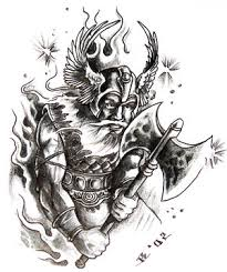 viking tattoo designs infotainment