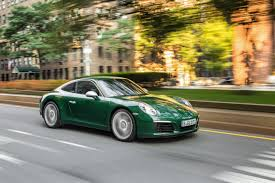 green porsche 911 one millionth porsche 911 back in the new york groove rennlist