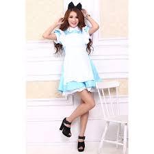Maid Costumes Halloween Wholesale Halloween Maid Costumes Womens Alice Wonderland