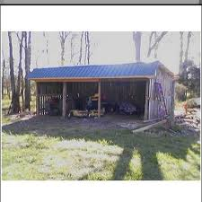 Sheds Barns And Outbuildings 10 Best Tractor Shed Images On Pinterest Pole Barns Diy Pole