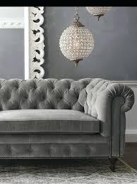 Grey Leather Tufted Sofa Gray Tufted Sofa Rundumsboot Club