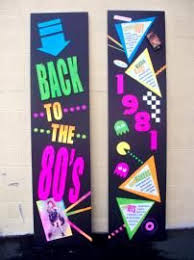 80s Theme Party Ideas Decorations 1980s Theme Party Ideas Custom Event Centerpieces For 80s