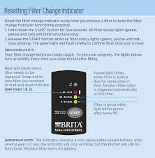 brita filter indicator light not working brita infinity smart water pitcher reviews coupons and deals