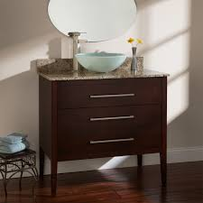 bathroom small powder room vanities design ideas with round wall