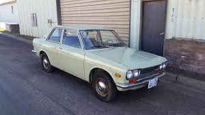 five and dime two door 1970 datsun 510