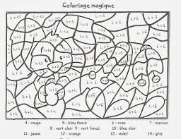 74 best coloriage magique images on pinterest color by numbers