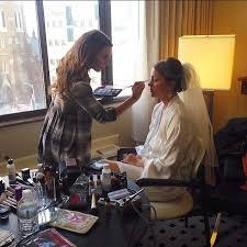 being a freelance makeup artist