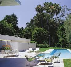 mid century modern landscape design playuna