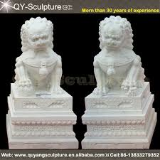 foo dogs for sale large garden china marble foo dog statues sale buy foo dog