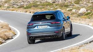 porsche suv 2017 2017 porsche cayenne review still the sports car of suv world