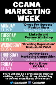 Linkedin And Resume Canisius College American Marketing Association Home