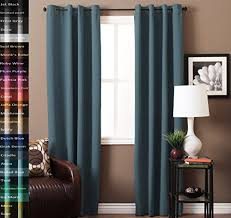 Blackout Curtains For Bedroom Best Insulating Thermal Curtains Of 2017 A Very Cozy Home