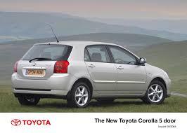 the 2004 toyota corolla toyota uk media site