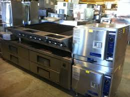 used commercial kitchen equipment home and interior
