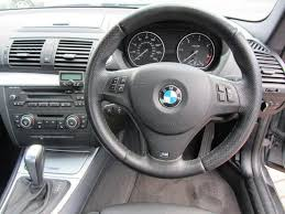 bmw 1 series automatic used bmw 1 series 2009 automatic diesel 120d m sport grey for sale