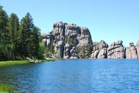 South Dakota beaches images Sylvan lake beach south dakota 39 s underrated beach jpg