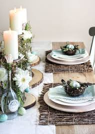 Table Decorations For Easter Brunch by 536 Best Easter U0026 Spring Tablescapes Images On Pinterest