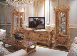 stunning living room furniture from our modern day palace collection