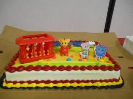 daniel tiger cake 3 toddler birthday party ideas that fam