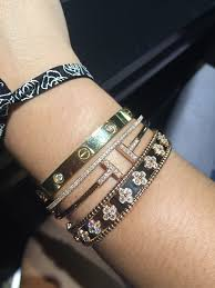 tiffany bracelet love images Cartier love bracelet discussion thread page 247 purseforum 31530