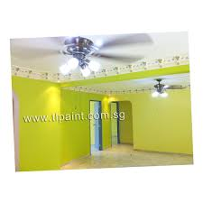 cool green living room uplifts spirits tlpaint com sg