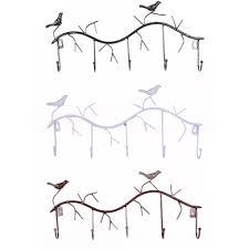 bird hooks home decor brand new bird 5 hooks coat hat bag hanger decor wall for home