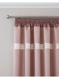 Pink And Grey Curtains Pink Curtains Curtains Blinds Home Garden Www